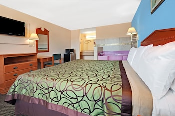 Room, 1 King Bed, Accessible, Non Smoking (Mobility,Roll-In Shower)