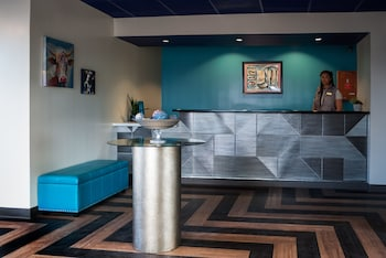 Check-in/Check-out Kiosk at Days Inn by Wyndham Arlington Six Flags/AT&T Stadium in Arlington