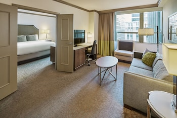 Grand Suite, 1 King Bed, Tower