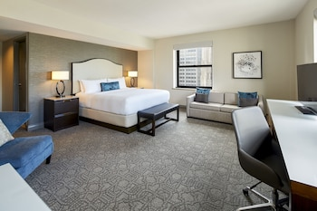 King Suite Executive Tower