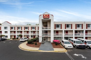 Hotel - Econo Lodge Inn & Suites Airport