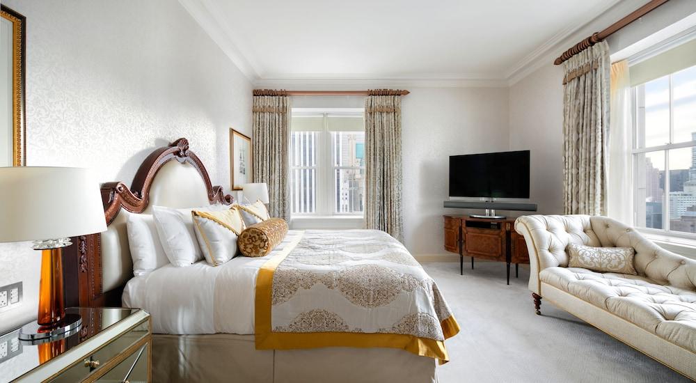 더 피어, 타지 호텔, 뉴욕(The Pierre, A Taj Hotel, New York) Hotel Image 18 - Guestroom