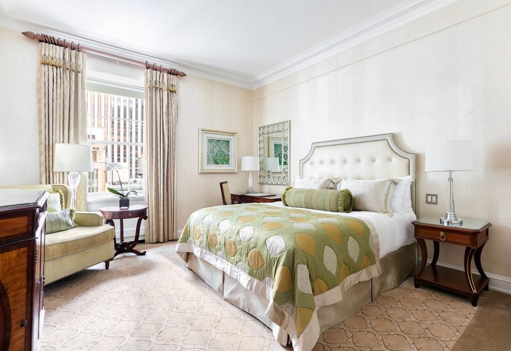 더 피어, 타지 호텔, 뉴욕(The Pierre, A Taj Hotel, New York) Hotel Image 4 - Guestroom