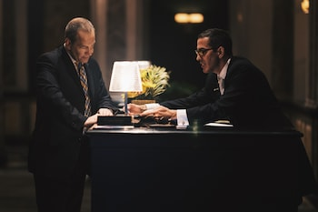 Concierge Desk at The Pierre, A Taj Hotel, New York in New York