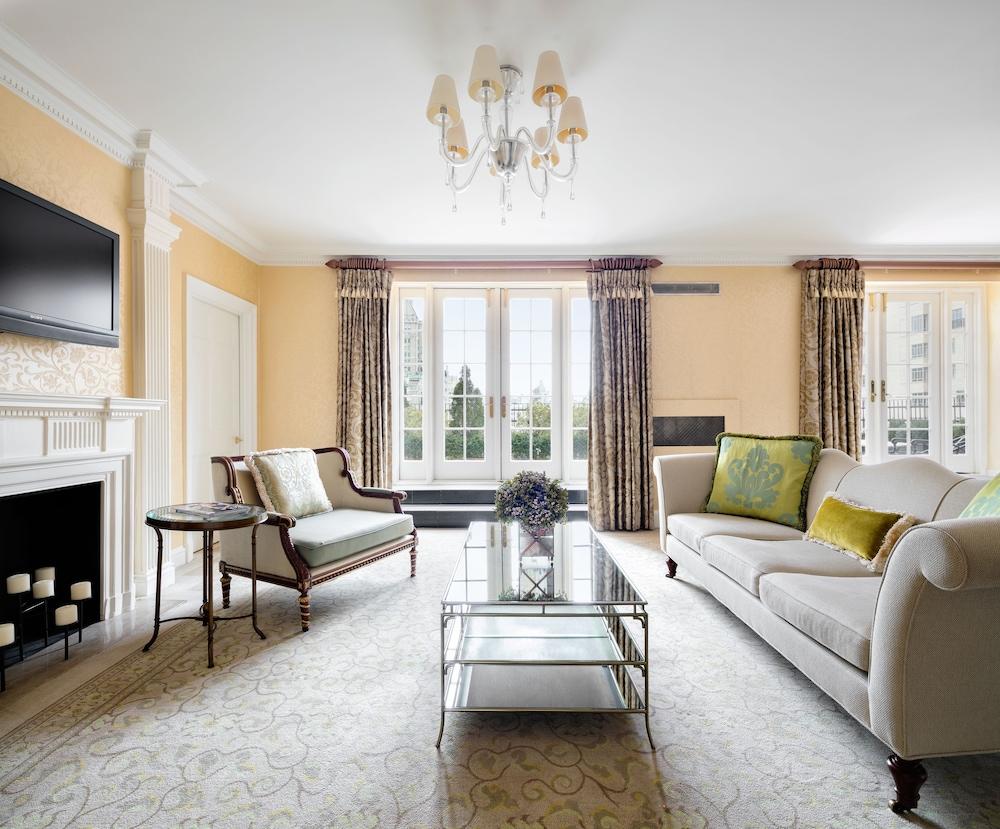 더 피어, 타지 호텔, 뉴욕(The Pierre, A Taj Hotel, New York) Hotel Image 64 - Living Room