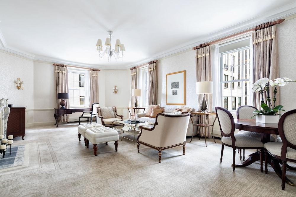 더 피어, 타지 호텔, 뉴욕(The Pierre, A Taj Hotel, New York) Hotel Image 59 - Living Room