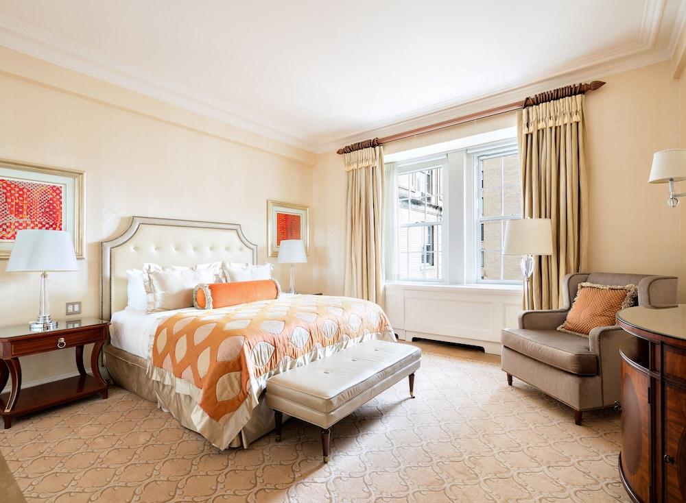 더 피어, 타지 호텔, 뉴욕(The Pierre, A Taj Hotel, New York) Hotel Image 6 - Guestroom