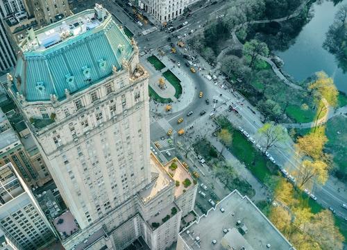 Nowy Jork (NY) - The Pierre, A Taj Hotel, New York - z Warszawy, 29 marca 2021, 3 noce