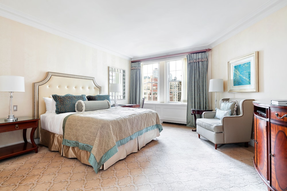 더 피어, 타지 호텔, 뉴욕(The Pierre, A Taj Hotel, New York) Hotel Image 40 - Guestroom