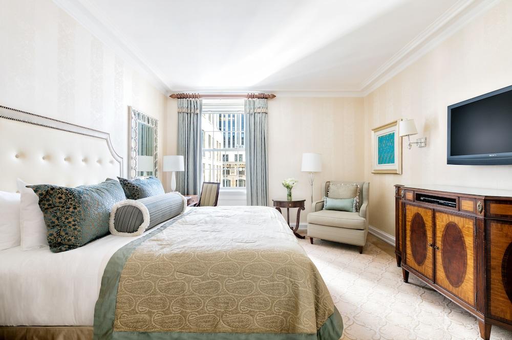 더 피어, 타지 호텔, 뉴욕(The Pierre, A Taj Hotel, New York) Hotel Image 11 - Guestroom