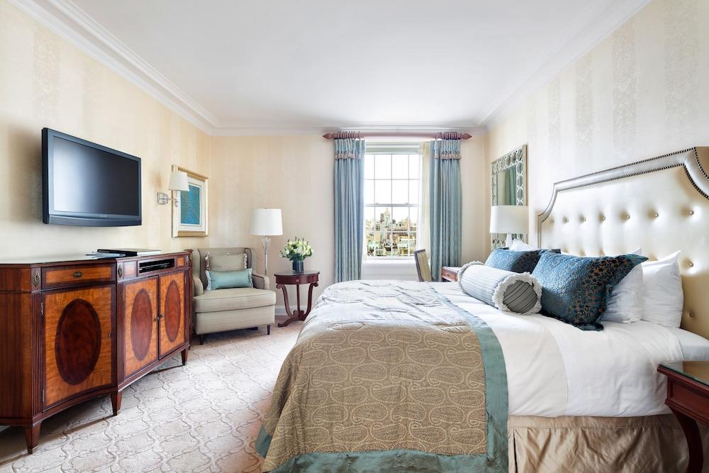 더 피어, 타지 호텔, 뉴욕(The Pierre, A Taj Hotel, New York) Hotel Image 7 - Guestroom
