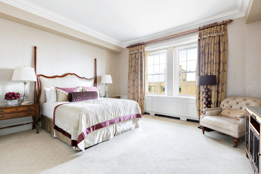 더 피어, 타지 호텔, 뉴욕(The Pierre, A Taj Hotel, New York) Hotel Image 12 - Guestroom