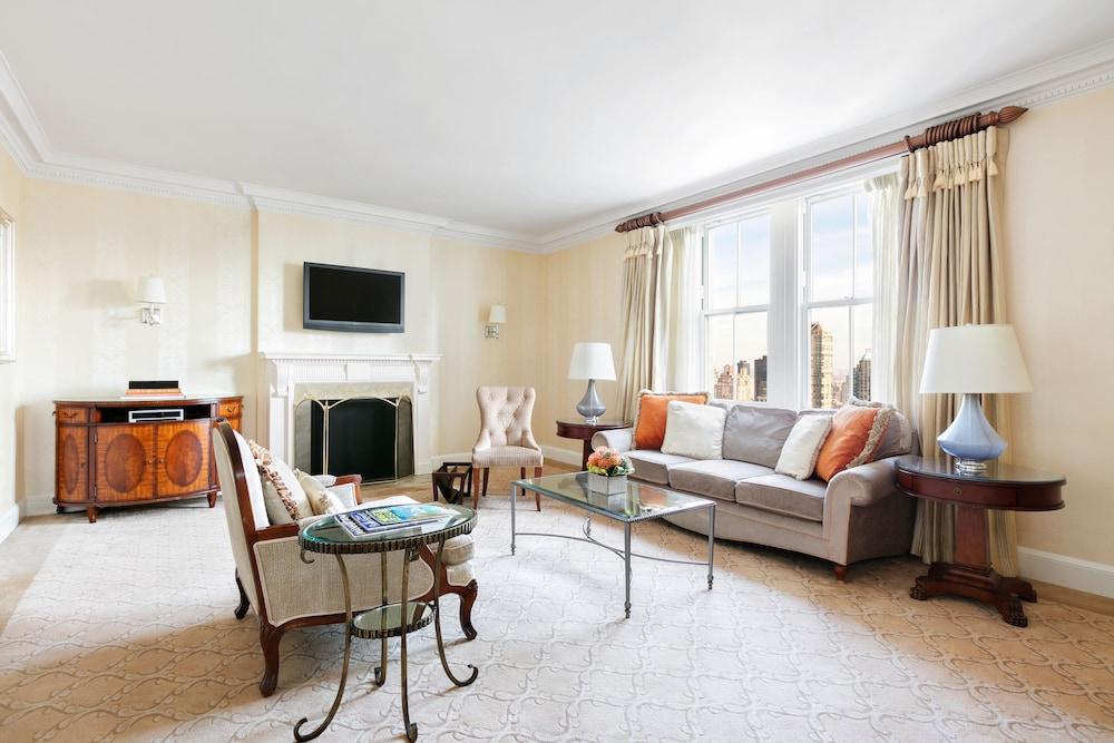 더 피어, 타지 호텔, 뉴욕(The Pierre, A Taj Hotel, New York) Hotel Image 63 - Living Room