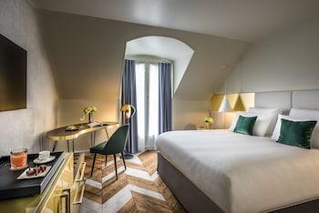 Superior Room, 1 Queen Bed, Balcony