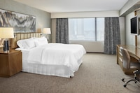 Premium Room, 1 King Bed, City View