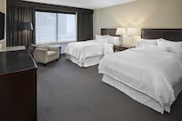 Traditional Room, 2 Double Beds, City View