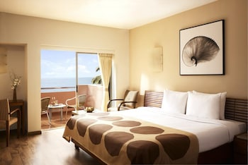 Superior Room, 1 King Bed, Sea View