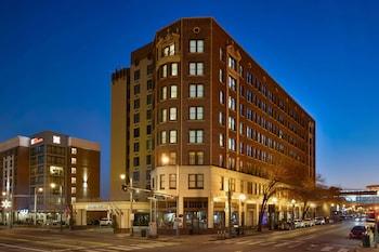 孟斐斯市中心希爾頓逸林飯店 DoubleTree by Hilton Memphis Downtown