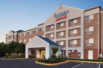 Hotel - Fairfield Inn & Suites by Marriott Minneapolis Bloomington/Mall of Ame