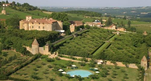 Chateau de BAGNOLS, Rhône