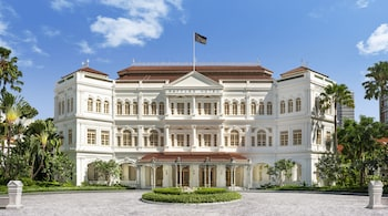 Hotel - Raffles Singapore