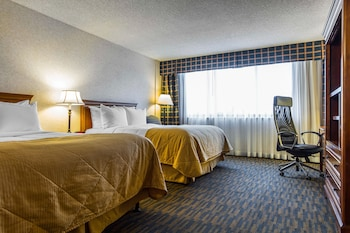 Standard Room, 2 Queen Beds, Non Smoking, Tower