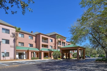 Hotel - Courtyard by Marriott Tampa North/I-75 Fletcher