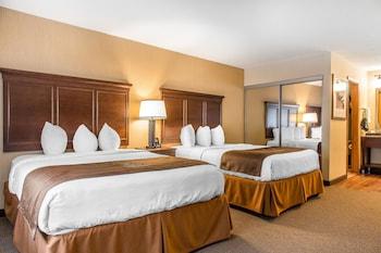 Non Lakeside Superior Room, 2 Queen Beds