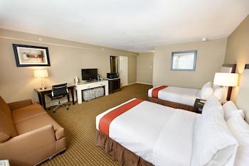 Junior Suite, 2 Double Beds, Non Smoking