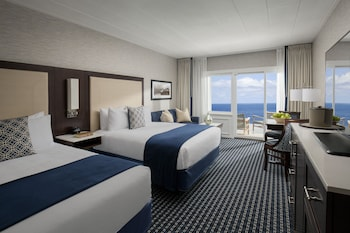 Oceanview Double, 2 Queen Beds with Balcony