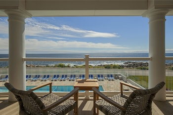 Oceanview King with Balcony