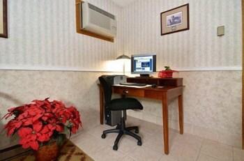 U-bar Inn & Suites - Business Center  - #0