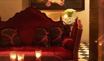 Lobby at Gramercy Park Hotel in New York