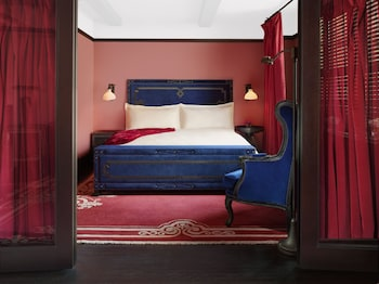 Suite, 1 King Bed (Gramercy)