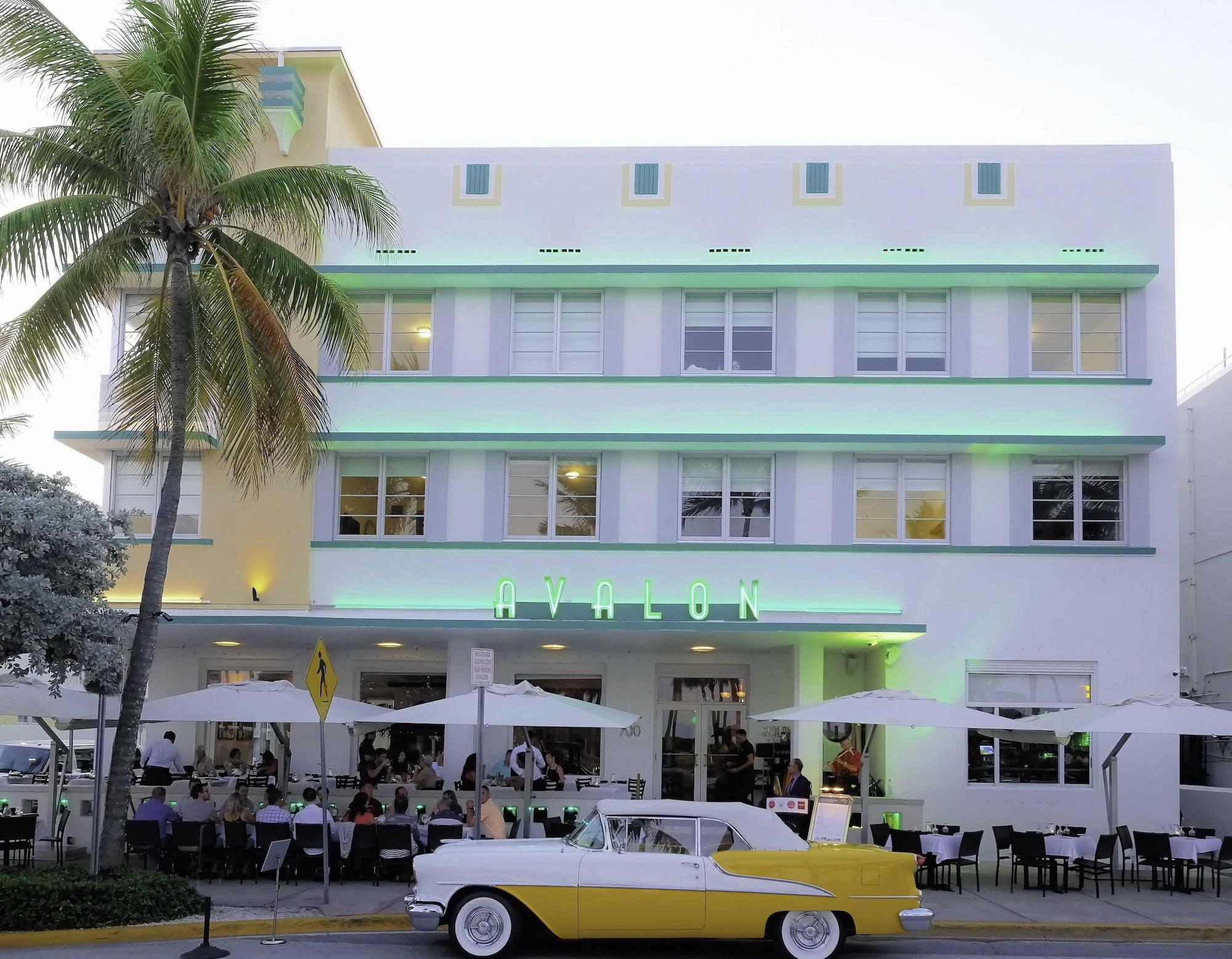 Avalon Hotel, Miami-Dade