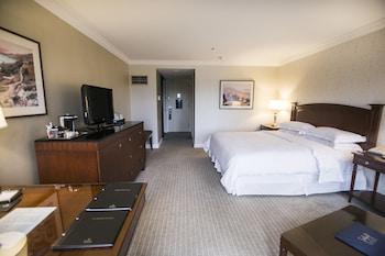 Executive Room, 1 King Bed, Executive Level