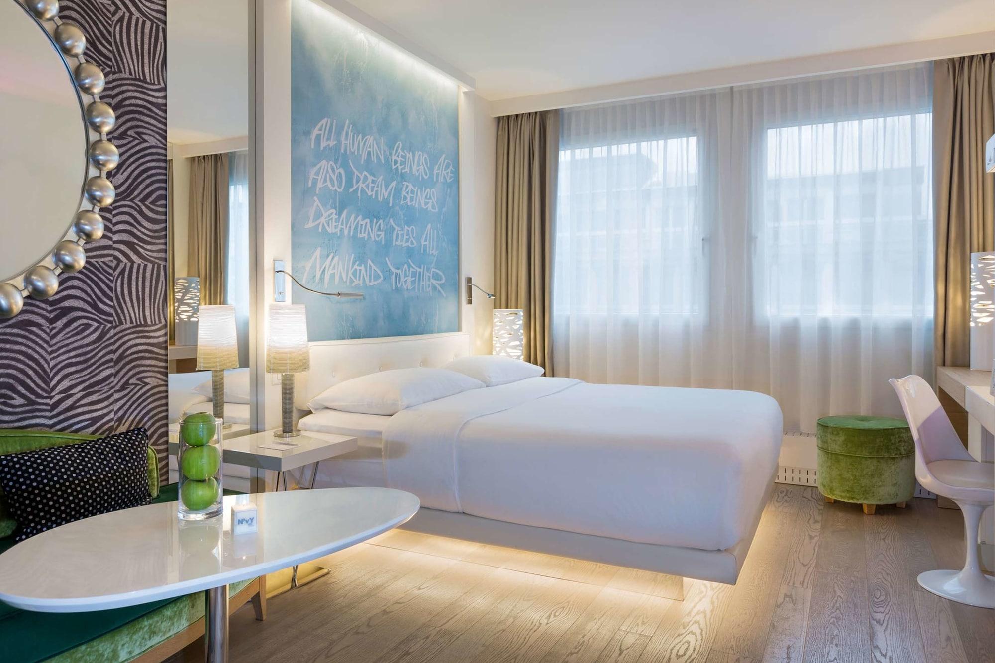 Hotel N'vY, Genève