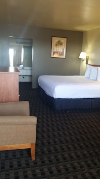 Guestroom at Extend-a-Suites Phoenix in Phoenix