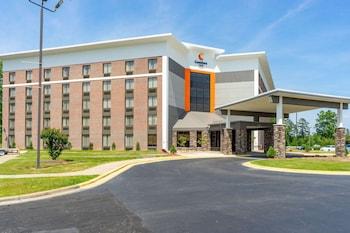 落磯山運動中心凱富飯店 Comfort Inn near Rocky Mount Sports Complex