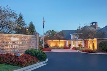 印第安納波利斯基斯通十字路口希爾頓欣庭飯店 Homewood Suites by Hilton Indianapolis Keystone Crossing