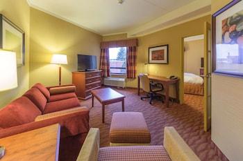 Suite, 1 Queen Bed, Non Smoking, Kitchenette