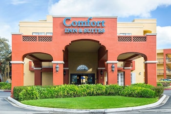 Hotel - Comfort Inn and Suites San Francisco Airport North