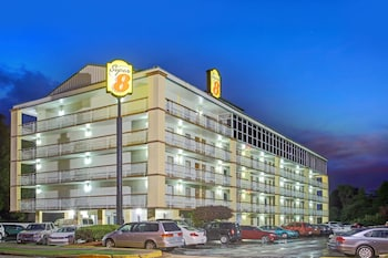 Hotel - Super 8 by Wyndham Memphis/Dwtn/Graceland Area