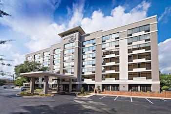 休斯敦醫療中心/NRG 公園春丘套房飯店 SpringHill Suites Houston Medical Center/NRG Park