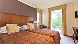 Standard Oda, 2 Tek Kişilik Yatak, Sigara İçilmez, Balkon