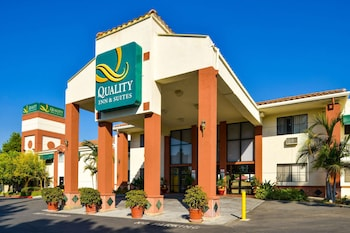 核桃市-工業城凱藝套房飯店 Quality Inn & Suites Walnut - City of Industry