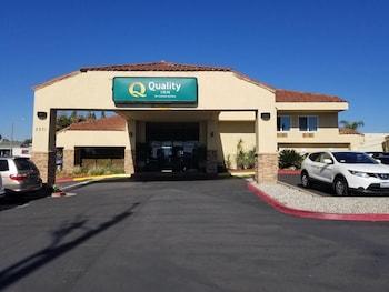 長堤-信號山凱藝飯店 Quality Inn Long Beach - Signal Hill