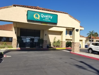 長堤-信號山凱藝飯店 Quality Inn Long Beach - Signal Hill