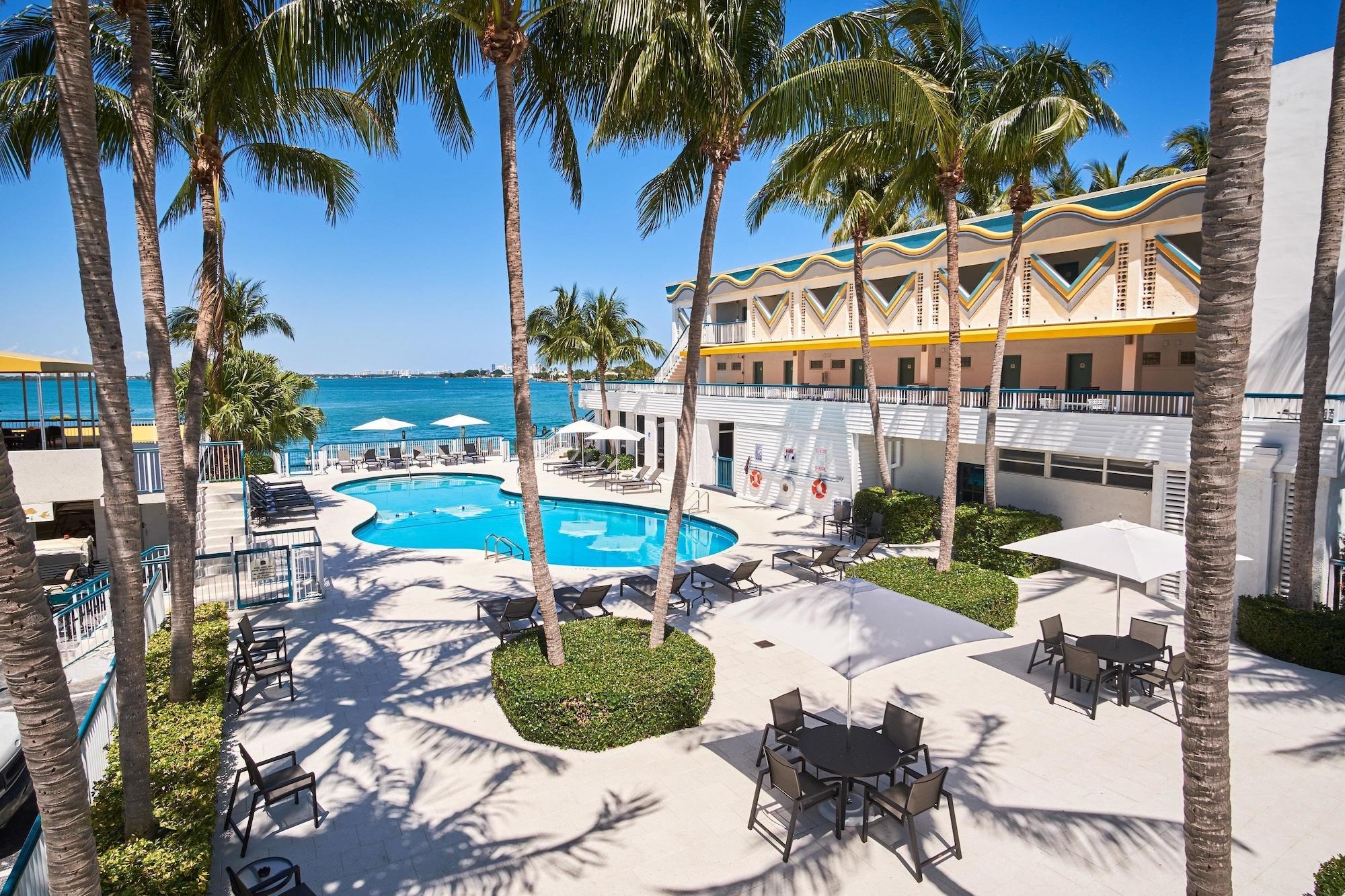 Best Western On the Bay Inn & Marina, Miami-Dade