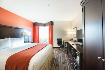 Standard Room, 1 King Bed, Accessible (Comm, Roll Shower)